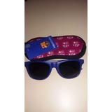 Óculos De Sol Quadrado Masculino feminino+capa Do Barcelona dee82bf635