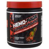 Pré Treino Hemo-rage Underground 60 Doses Importado X5 Jack3