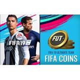 Monedas Ultimate Team Fifa19 Ps4 - Evita Baneo De Cuentas