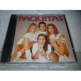 Cd Paquitas Paquitas 1997 Br