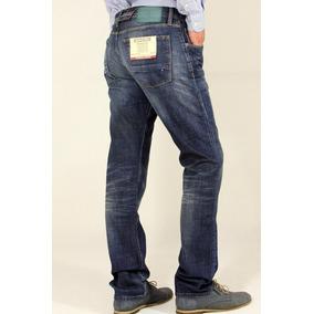 Tommy Hilfiger Jeans Hombre Hudson Wildgrove Straight W32l32