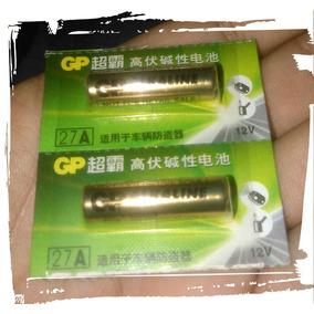 Pila 27a Alkalina Gp Blister (par) 12v