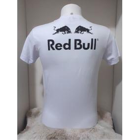 3d03bb566926b Camisa Red Bull F1 Moto Vermelha Preta Branca Camiseta Rb1