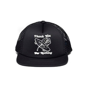 Boné adidas Skateboarding Trucker Thanks Preto 0aeb95a230c