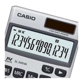 Calculadora Casio Mx12-u Va Calculadora De Escritorio.
