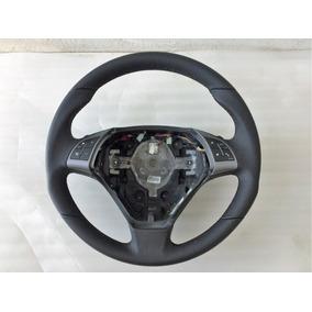 Volante Couro 8 Teclas P/ Airbag Fiat Bravo Punto 735498004