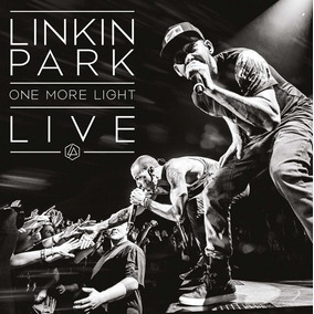 Cd Linkin Park - One More Light Live