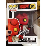 Funko Pop! Comics Hellboy #01