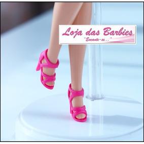 cd1d8a968c Sapato Boneca Rosa Pink Feminino - Bonecas e Acessórios no Mercado ...