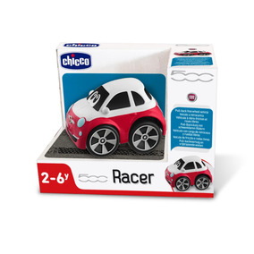 Brinquedo Turbo Touch Stunt Fiat 500 Chicco