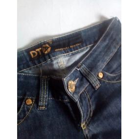 Vestido jeans longo dta