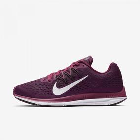 c06e86239f Tenis Nike Zoom Winflo 5 Feminino Aa7414-603 - 37 - Roxo · R  449 90