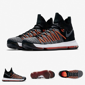 super popular 82140 b779a Zapatillas Nike Zoom Kd 9 Elite Hyper Orange Original 2018
