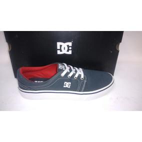 Tênis Dc - Trase Tx (blue/red) 39 Ao 42