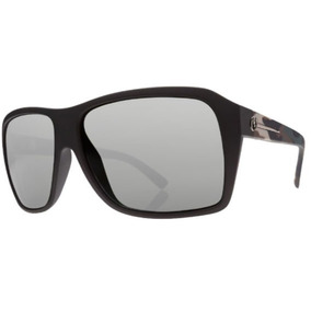 Lentes Electric Visual Capt. Ahab Jungle Grey Silver Chrome