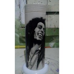 Luminária Bob Marley