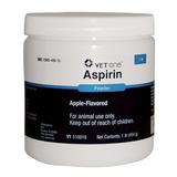 Polvo De Aspirina Extra Fuerte Sabor A Manzana Vet One Para