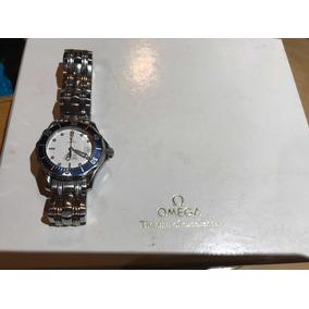 4685c549a36 Relogio Omega Seamaster Feminino - Relógios no Mercado Livre Brasil