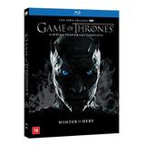 Game Of Thrones - Sétima Temporada Completa - Blu-ray