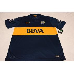 Camiseta Boca Juniors Nike 100% Original 2014 - Env. Gratis
