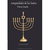 Antiguedades De Los Judios Antiquities Of, Josefo Flavio *sk