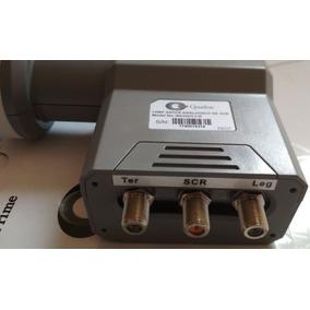 09ecb5ae385 Kit 2 Lnb Scr Multiponto 4tuner (oitv  Clarotv) Profissional