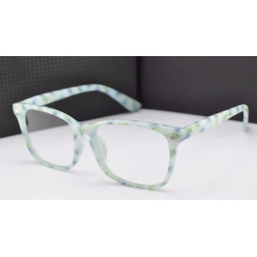 Armacao De Oculos Feminina Branca - Óculos no Mercado Livre Brasil a47f1671aa