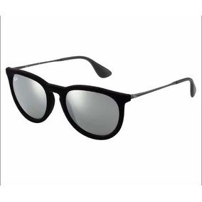 1af3432ad9abd Comprar Óculos de Sol Ray-Ban Mask Marrom online e barato. Ray Ban Erika  Veludo Preto Lente Espelhada Original Barato