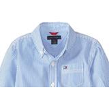 Camisa Bebe Niño Tommy Hilfiger Talla 6 Bautizo Cumpleaños