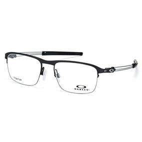 Armação Oculos Grau Oakley Truss Rod 0.5 Titanio Ox5123 0152 6120ce54ee