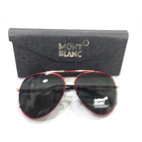 Mont Blanc Oculos De Sol - Óculos no Mercado Livre Brasil 1904ee7e9c
