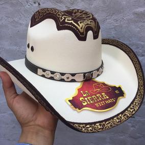 Sombrero La Sierra Horma Chihuahua Lona Caporal