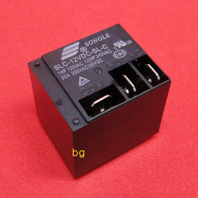 Rele Songle Slc-12vdc-sl-c Original