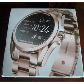 Smartwatch Para Dama Michael Kors Bradshaw Mkt5004