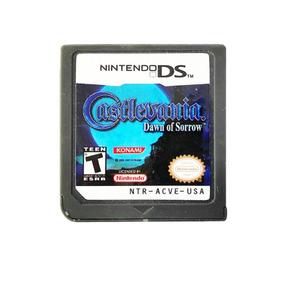 Castlevania Dawn Of Sorrow Nintendo Ds 2ds 3ds 3ds Xl Novo
