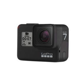 Câmera Gopro Hero 7 Black 12mp Gravação 4k60 Nova Eua