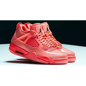 Air Jordan 4 Nrg Hot Punch Rosa