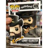 Funko Pop Rocks Lemmy Kilmister #49 Motorhead