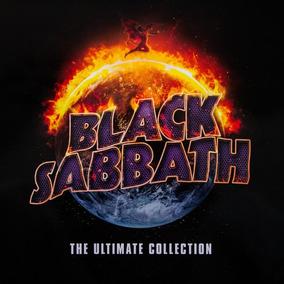 Black Sabbath The Ultimate Collection Novo Lacrado Original