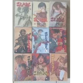 Manga Blade Jbc Do 1 Ao 9 (frete Grátis)