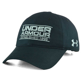 Under Armour Gorra 3 Stripe Cap Ajustable Nueva