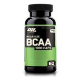 Bcaa On - Optimum Nutrition 60 Cápsulas - P R O M O Ç Ã O