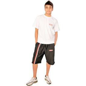 Camiseta Sesi, Uniforme Sesi - Kit Camiseta Tam 6 E 8 (pi)