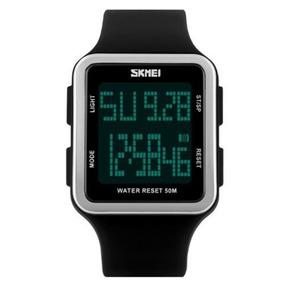 c233603915c Relógio Digital Feminino - Relógios De Pulso Couro no Mercado Livre ...