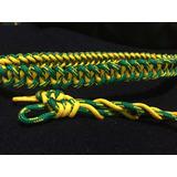 Torçal Para Apito Verde E Amarelo - Desbravadores