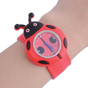 Reloj Para Niños Niñas Modelo Animalitos Mayoreo
