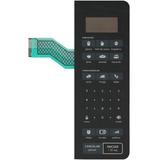 Membrana Teclado Microondas Consul Cms45 Cms 45ar Espelhada