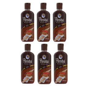Óleo Restaurador Peroba Móveis Madeiras Escuras - Kit C/6