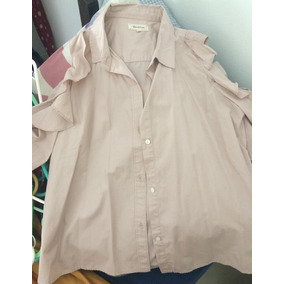 Camisa Daniel Cassin Color Rosa Viejo Talle M e909ba5c93c