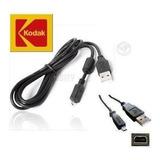 Cable Usb Datos Camara Kodak